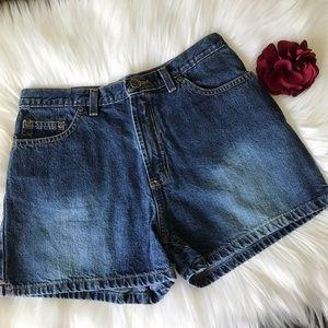 3/$20 Arizona Jean Co High Waisted Denim Shorts
